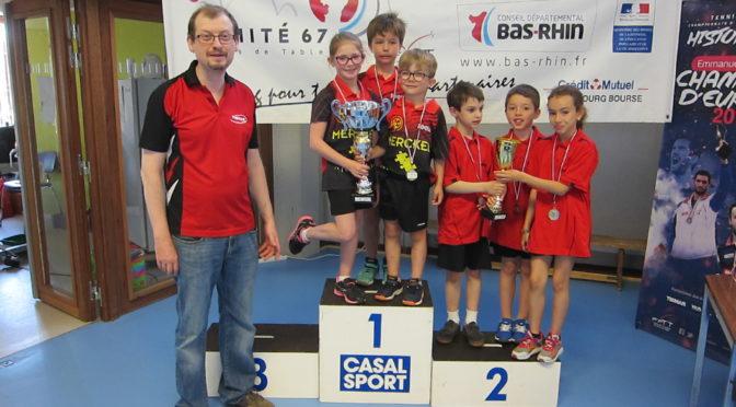 LATT – Finales Championnat par Equipes Jeunes (21Mai17)